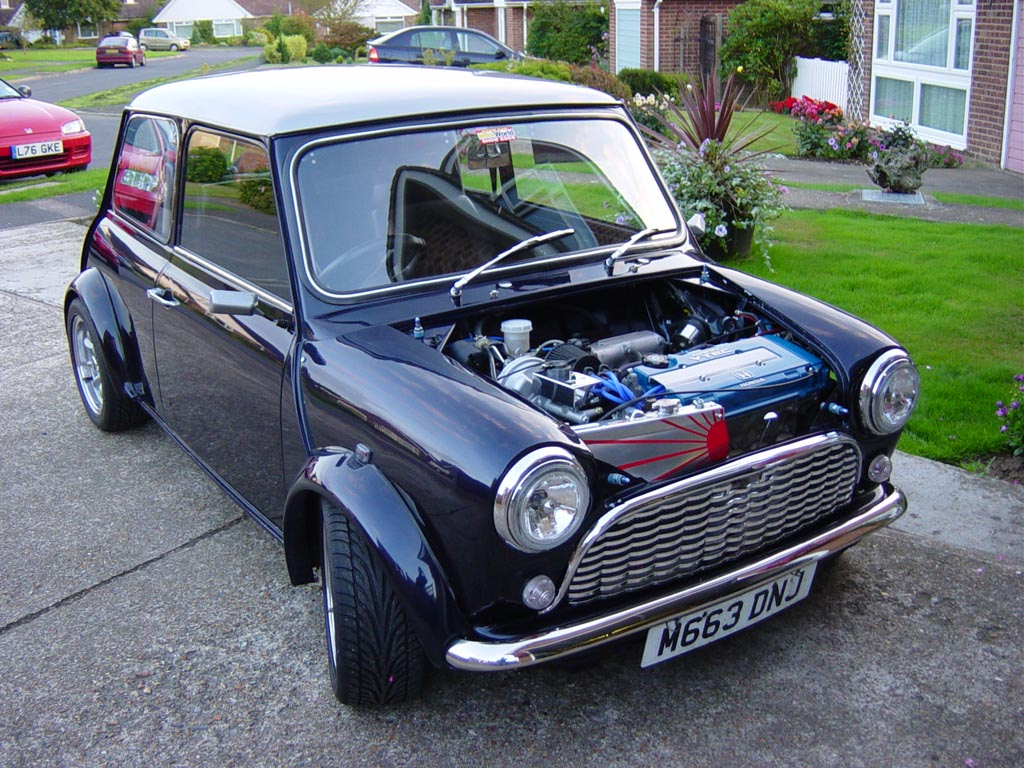Minifinity The Classic Mini Forum And Resource View Topic 16v